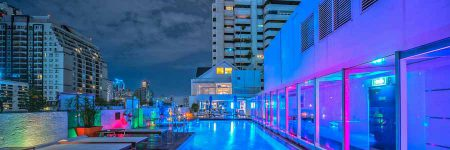 Dream Hotel Bangkok © Dream Hotel Group LLC
