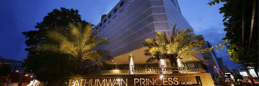 Pathumwan Princess Bangkok © Pathumwan Princess Hotel