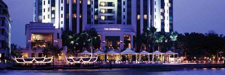 Peninsula Bangkok © HSH Management Services Limited. The Peninsula Hotels