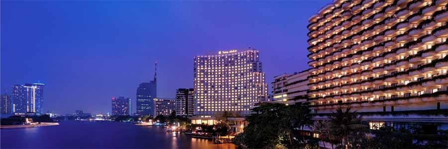 Shangri-La Hotel Bangkok © Shangri-La International Hotel Management Ltd