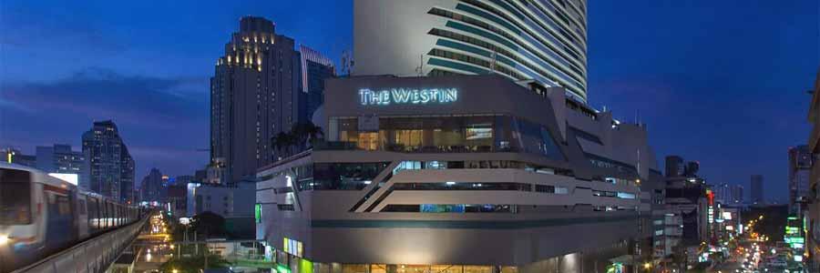 Westin Grande Sukhumvit © Marriott International Inc