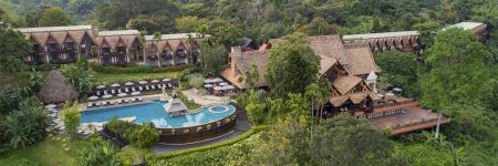 Anantara Golden Triangle Elephant Camp © Anantara Hotels, Resorts & Spas