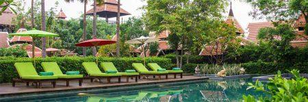 Siripanna Villa Resort © Siripanna Villa Resort & Spa Chiang Mai