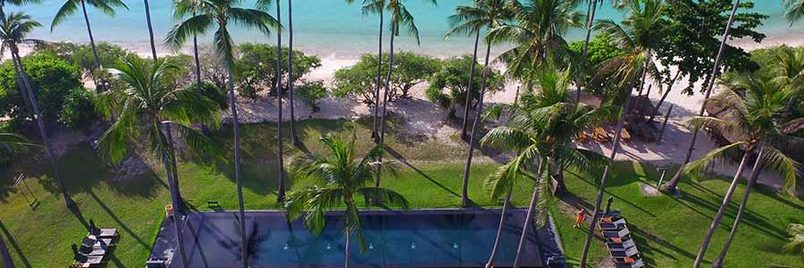 Haadtien Koh Tao © The Haad Tien Beach Resort